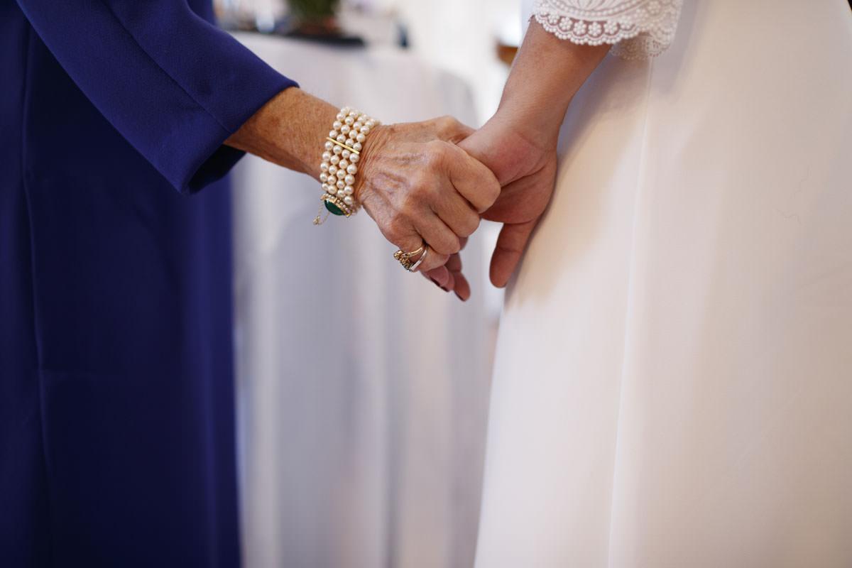 Fotógrafos Torrelavega Novia y madina en la boda